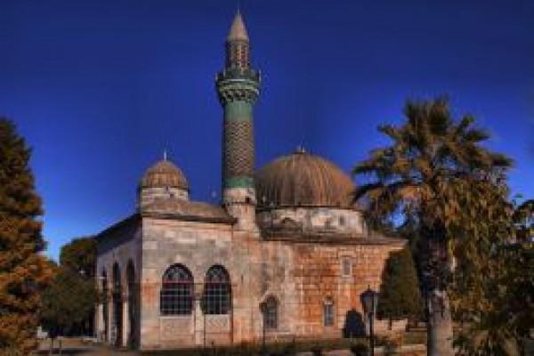 Ye�il Camii