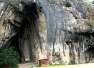 Yelinüstü Mağarası