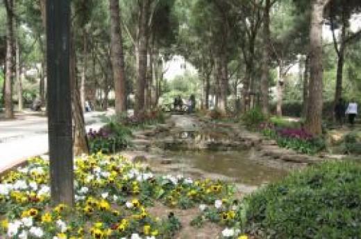 Kriton Curi Park�