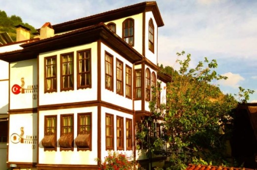 Mudurnu Osmanl� Konaklar�