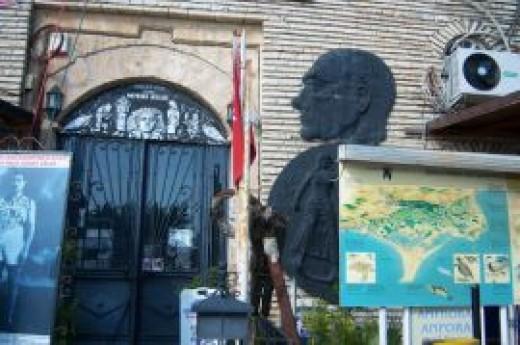 Ta�ucu Arslan Eyce Amphora M�zesi