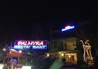 Dalyan Palmyra Restaurant