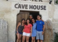 Kemer Cave House
