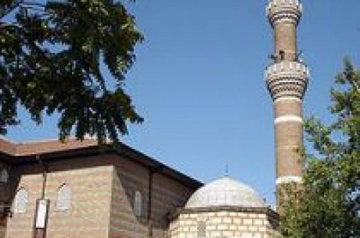 Hac� Bayram Camii