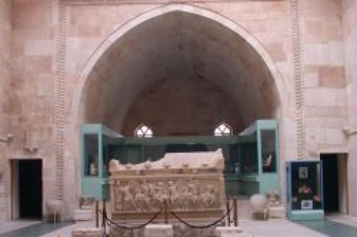 K�tahya Arkeoloji M�zesi