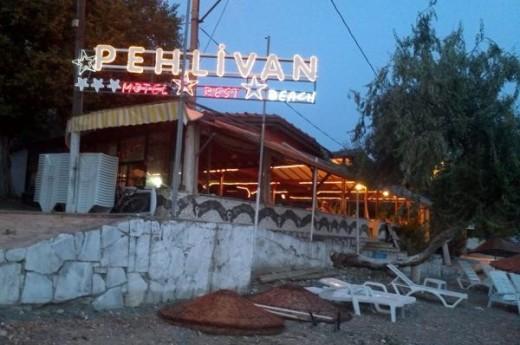 Pehlivan Pansiyon Restaurant