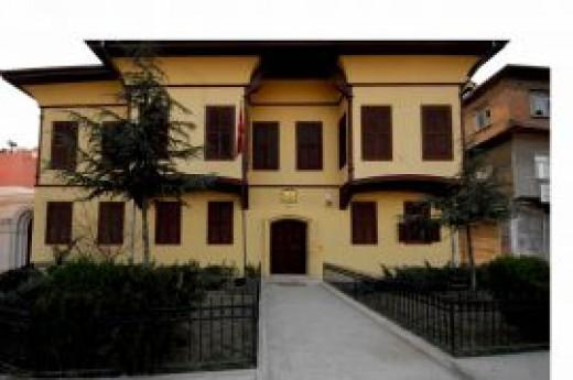Adana Atat�rk Evi M�zesi