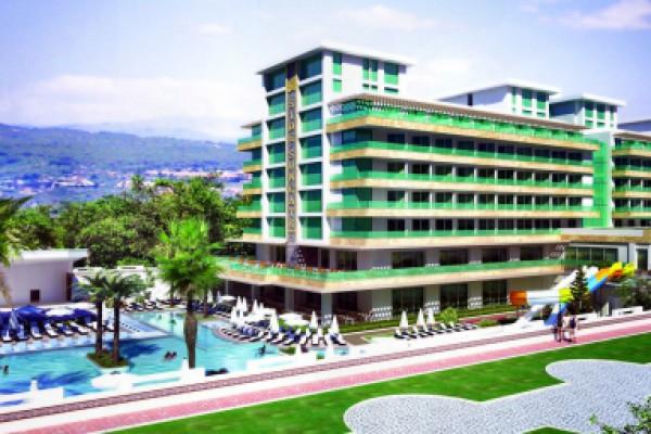 Side Sungate Hotel