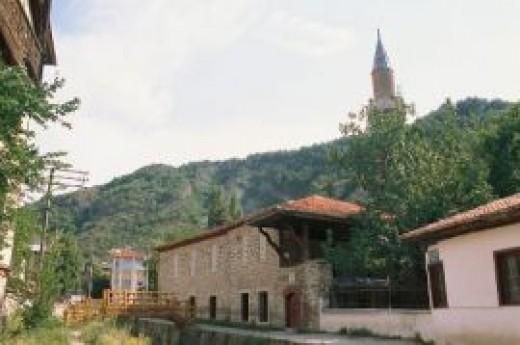 Mudurnu Kanuni Sultan S�leyman Cami