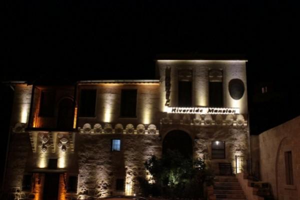 Riverside Mansion Hotel