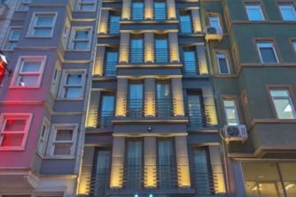 Taximist Hotel