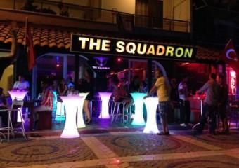 Club The Squadron