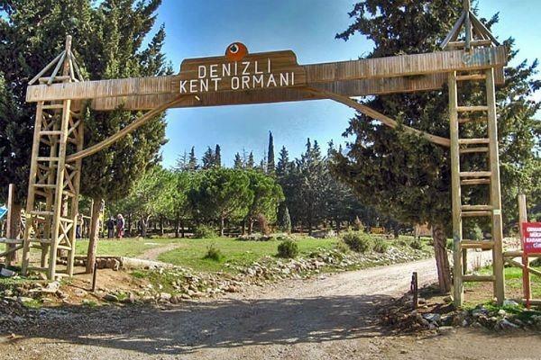 Ba�ba�� Kent Orman�