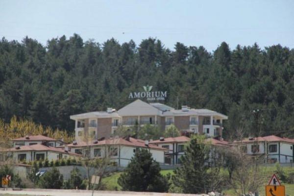 Amorium Park Hotel Wooden & Stone House