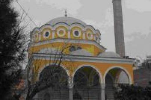 Ramazan Pa�a Camii