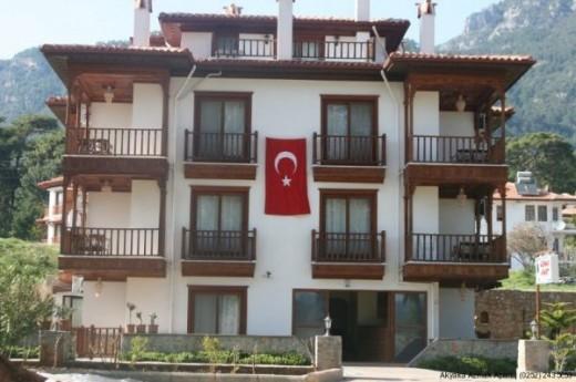 Azmak Apart Hotel