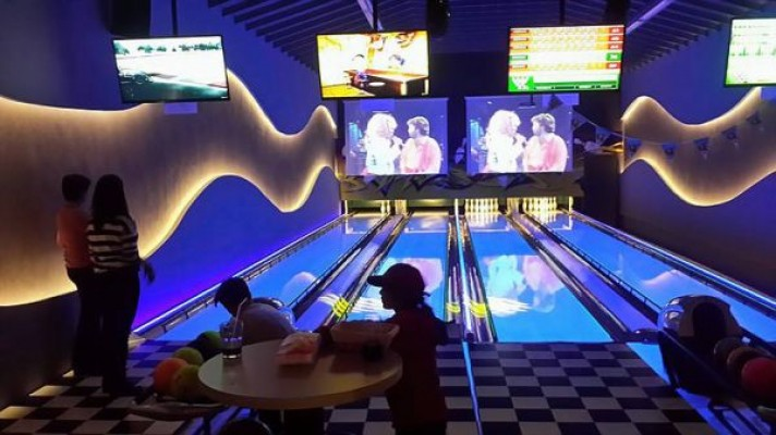 Switch G�cek Bowling Salonu