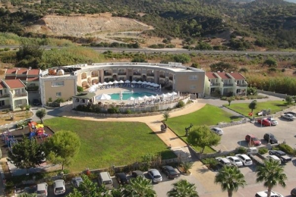 Kaplıca Beach Hotel
