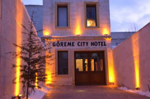 G�reme City Otel