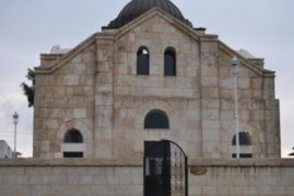Nizip Fevkani Kilisesi