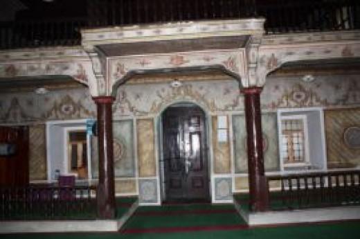 Ba��avu� Camii
