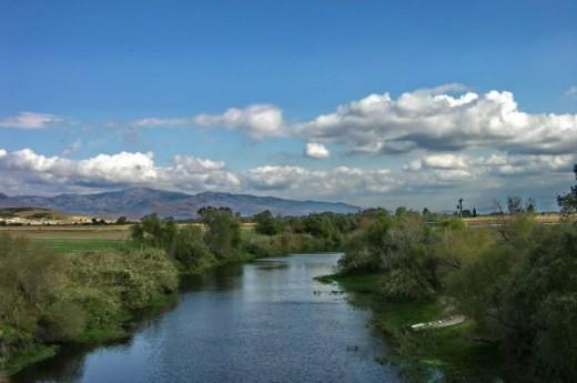 Gediz Nehri