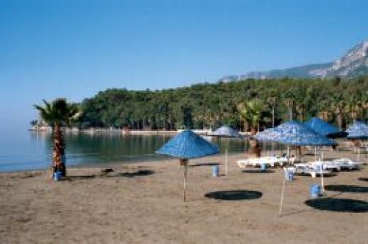 Akyaka Plaj�