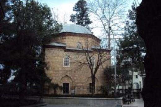 Kara Mustafa Pa�a T�rbesi
