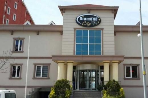 Diamond City Hotel Kumburgaz