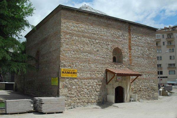 Amasya Mustafa Bey Hamam�
