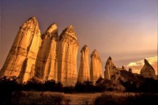 Kapadokya Peri Bacalar�