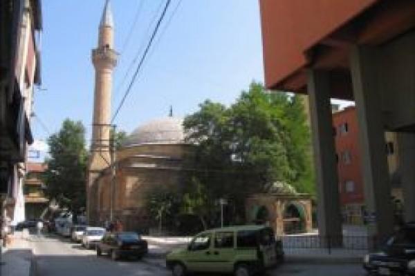 Ot Pazar� Camii