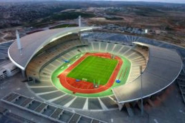 Atat�rk Olimpiyat Stad�