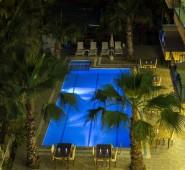 Navy Blue Stars Hotel