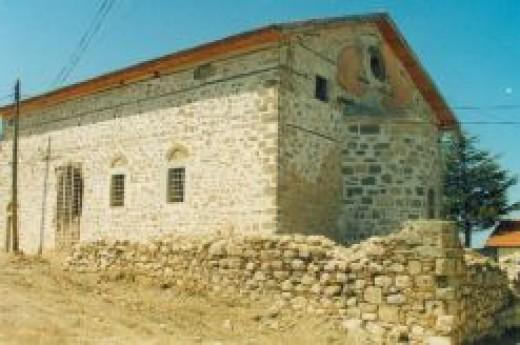 Ayastefanos Kilisesi