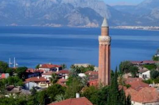 Yivli Minare