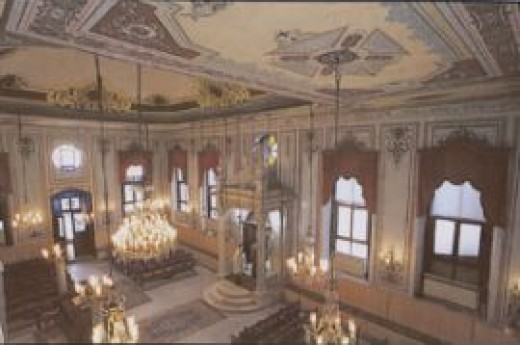 Hemdat �srael Sinagogu