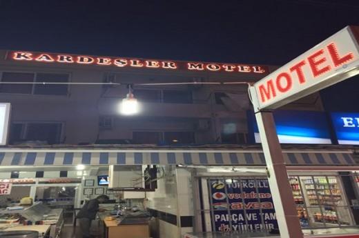 Karde�ler Motel K�zkalesi