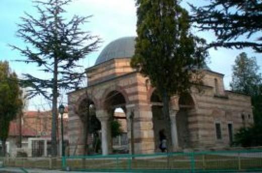 Kur�unlu Camii ve K�lliyesi
