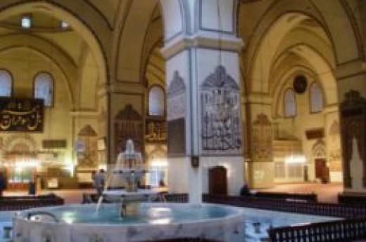 Bursa Ulu Camii