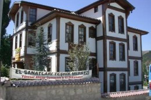 Kastamonu El Sanatlar� Merkezi
