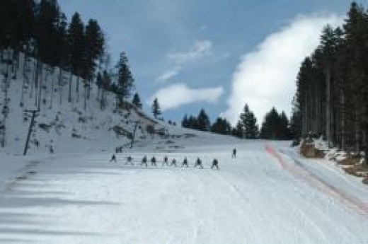 Atabar� Kayak Merkezi