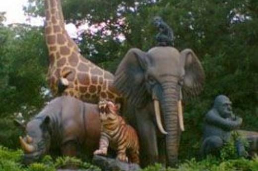 Dar�ca Hayvanat Bah�esi