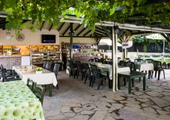Selimiye Kapri Cafe