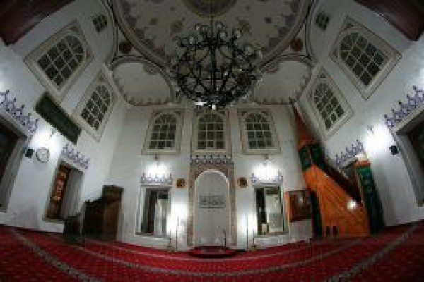 �orlulu Ali Pa�a Camii