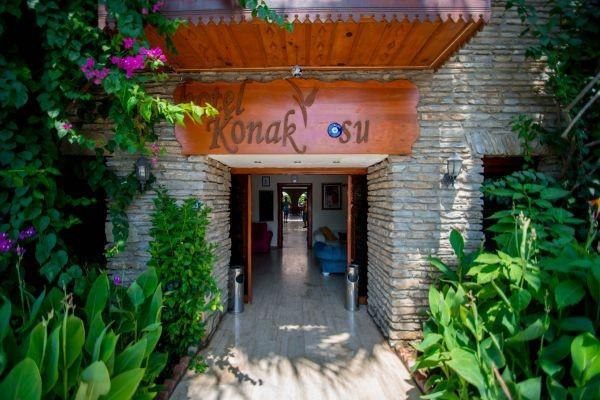 Dalyan Konak Su Hotel