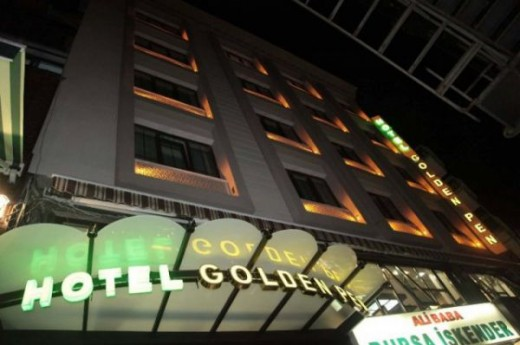 Hotel Golden Pen