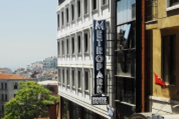 Taksim Metropark Hotel