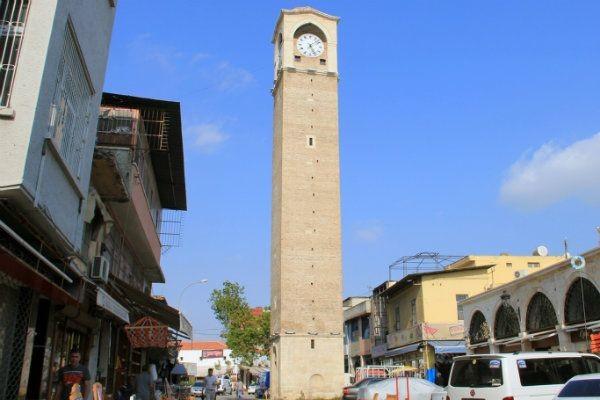 Adana B�y�k Saat Kulesi