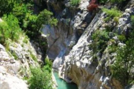 G�yn�k Kanyonu